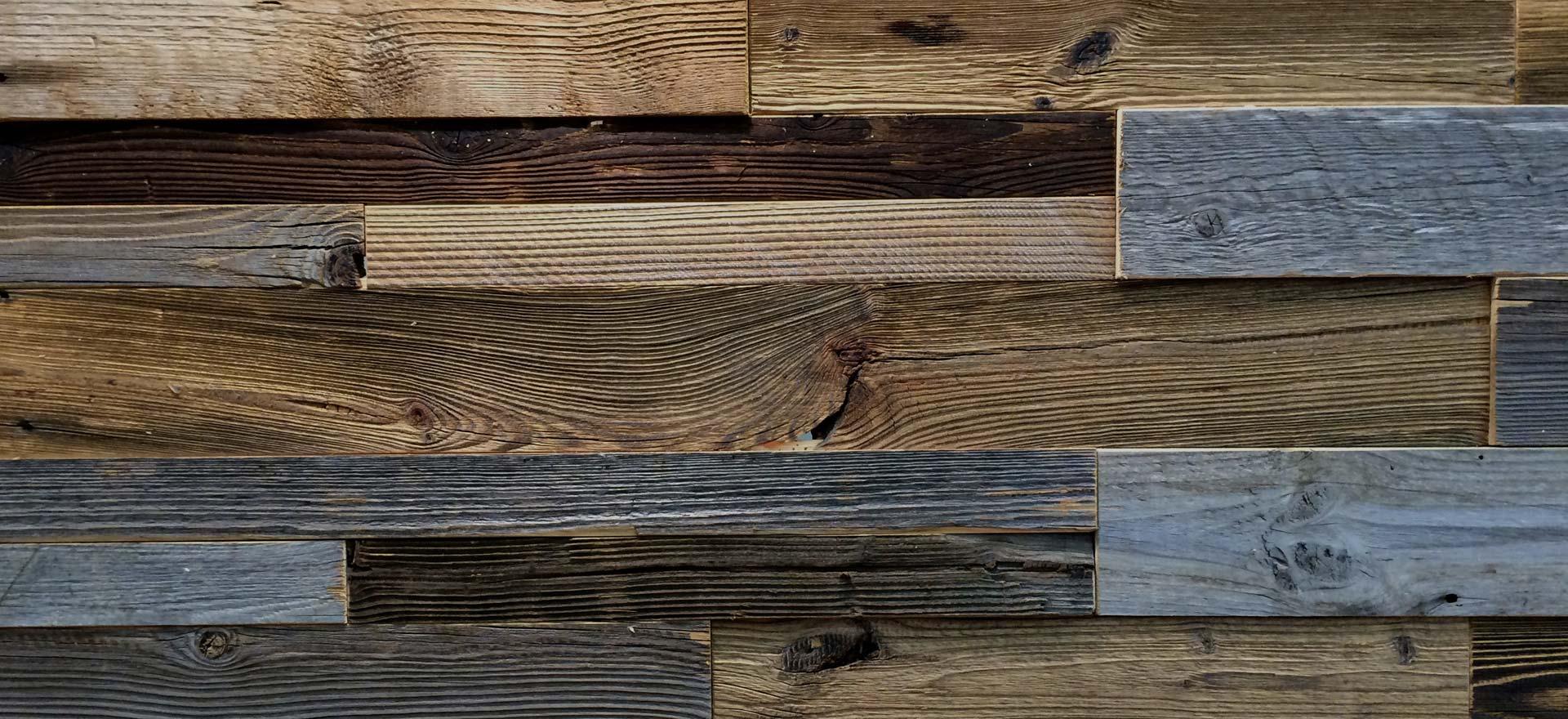 Wandverkleidung altholz wandgestaltung holz waidelich - Wandpaneele altholz ...